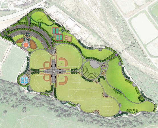 Hollister Park Facilities Master Plan