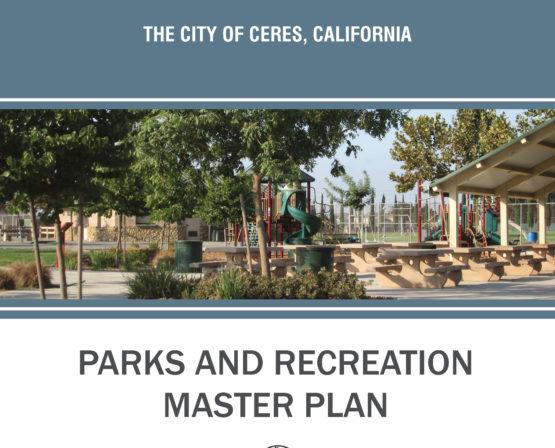 Ceres Parks Master Plan