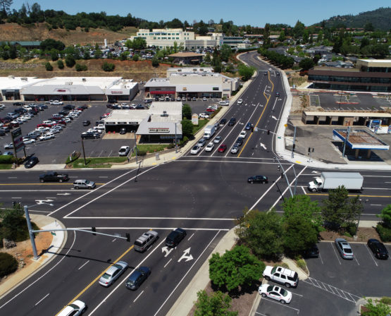 Greenley Road/Mono Way Intersection Improvement Phase 2
