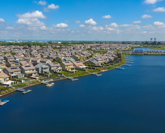 River Islands Lakes & Drainage Systems