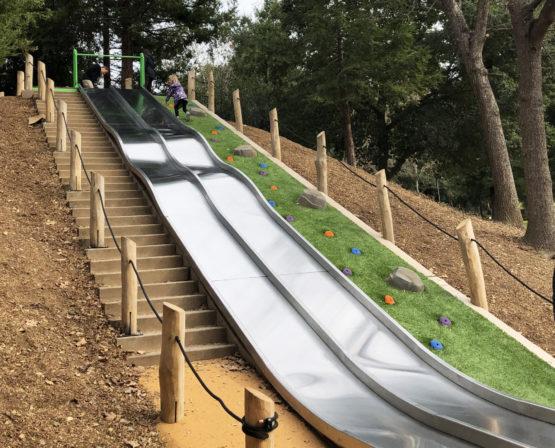 Mission Hills Slide Renovation